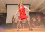 """Gerry Gorman as Tina Turner at the Clontibret GAA """"So You Think You Can Dance"""" in the Hillgrove Hotel Monaghan. Picture by Philip Fitzpatrick"""