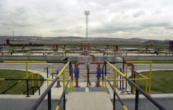 Agua regenerada parae Pinto, Villalbilla, Coslada, Mejorada del Campo, Velilla de San Antonio y El Escorial.