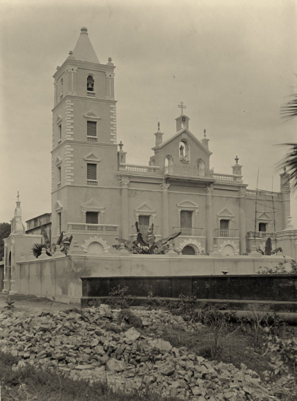 Bandel Church - Bengal 1890's