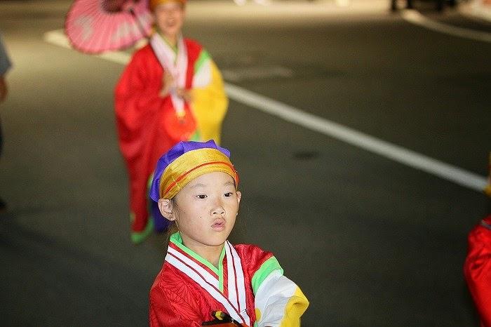 第60回よさこい祭り☆本祭2日目・升形地域競演場40☆上2目2482