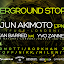 JUN AKIMOTO пристига у нас за третото издание на Underground story by STRATOS