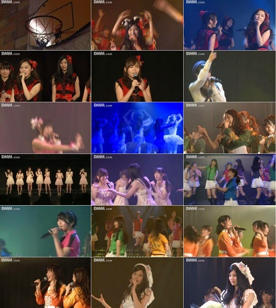 "(LIVE)(公演) SKE48 チームKII ""ラムネの飲み方"" 水埜帆乃香劇場最終公演 141226"