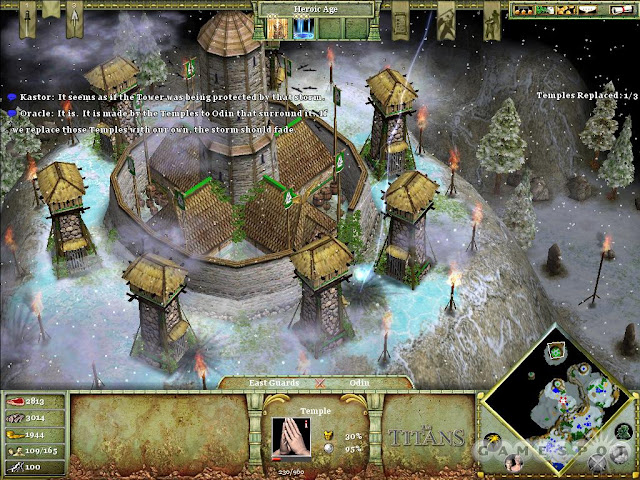 Картинка 4 от игры Age of Mythology: The Titans.