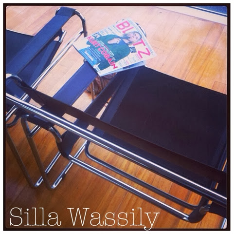 Wassily chair, Sillón Wassily