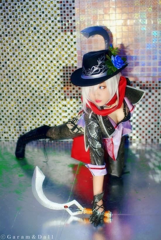 Tomia và chùm ảnh cosplay Dungeon & Fighter: Thief