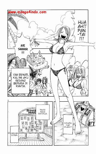 Baca Komik Fairy Tail 22: omake page 2