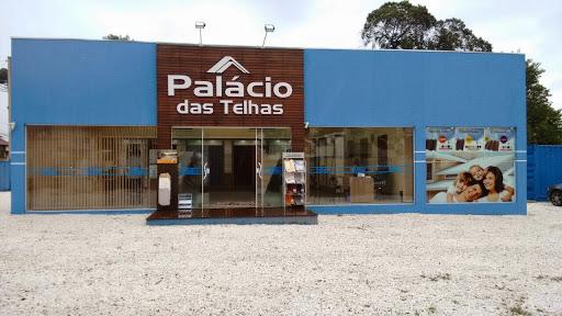 Palácio das Telhas - A mais completa loja de telhas em Curitiba, Rua Antônio Gasparin, 5440 - Novo Mundo, Curitiba - PR, 81050-210, Brasil, Tectos, estado Parana