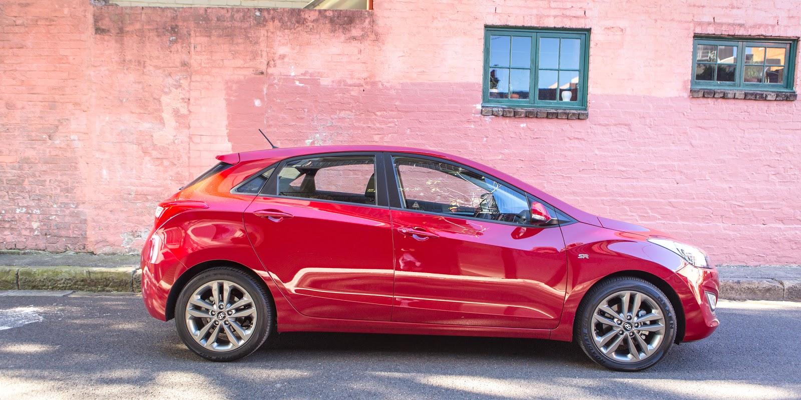 Hyundai i30 là một trong những dòng xe ăn khách nhất của Hyundai