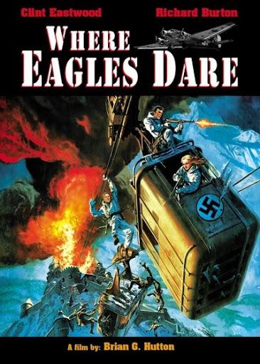Đột Kích Tổ Đại Bàng - Where Eagles Dare (1968)
