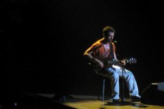 Christophe Mae en concierto el 16 Junio 2010 en el Zenith de Paris