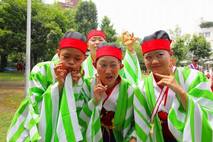 第59回よさこい祭り☆本祭2日目・その他8☆上1目0059