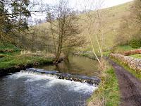 The River Dove near Lode Mill