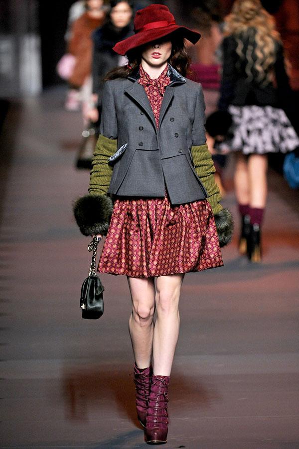 Неделя моды 2011-2012