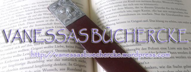 Vanessas Bücherecke auf Wordpress