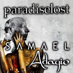 Paradise Lost + Samael + Adagio @ Elysée Montmartre, Paris 19/12/2009