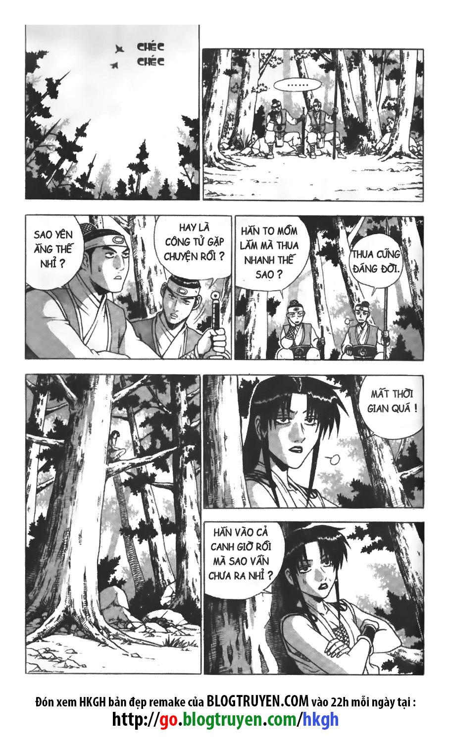 xem truyen moi - Hiệp Khách Giang Hồ Vol35 - Chap 238 - Remake