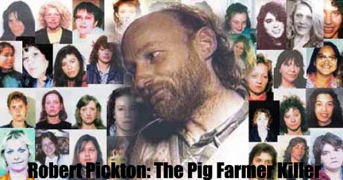 Robert Pickton Morderczy hodowca �wi? / Robert Pickton: The Pig Farmer Killer (2009) PL.TVRip.XviD / Lektor PL