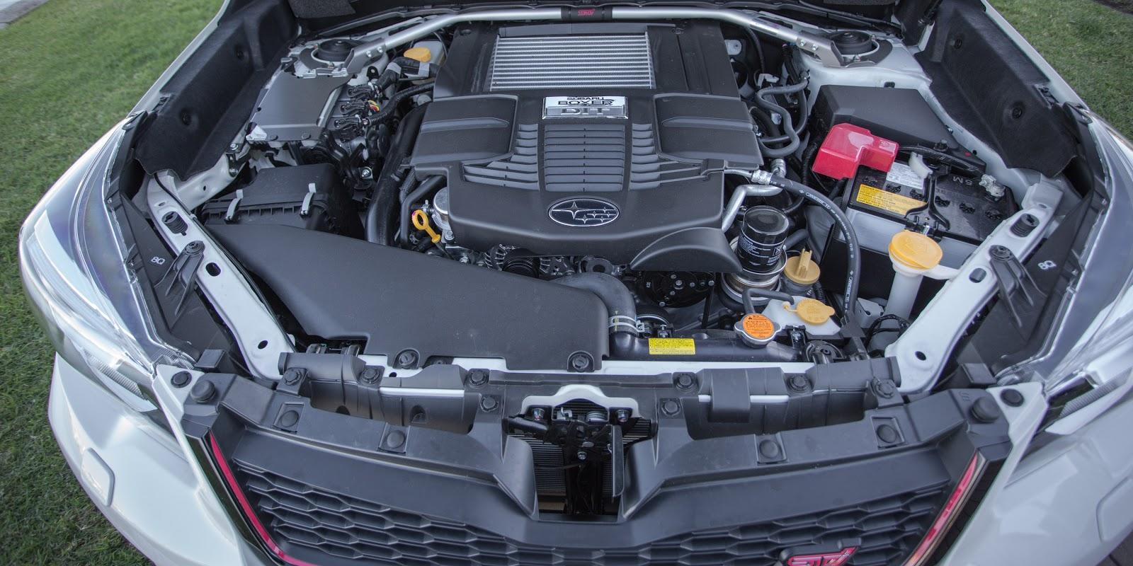Động cơ của Subaru Forester 2016 thuộc hàng mạnh nhất trong phân khúc