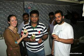fruit ice cream (kulfi)http://indiafoodtour.com  http://foodtourindelhi.com