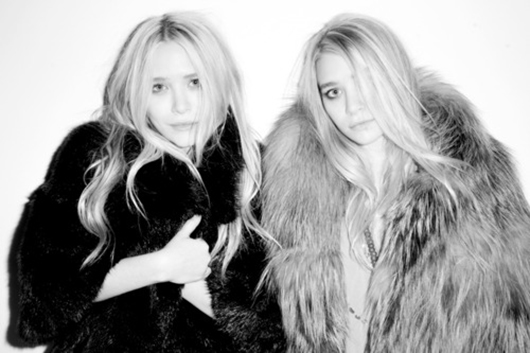 Ahley And Mary-Kate Olsen
