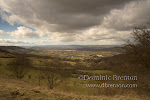 Gloucester from Birdlip Hill