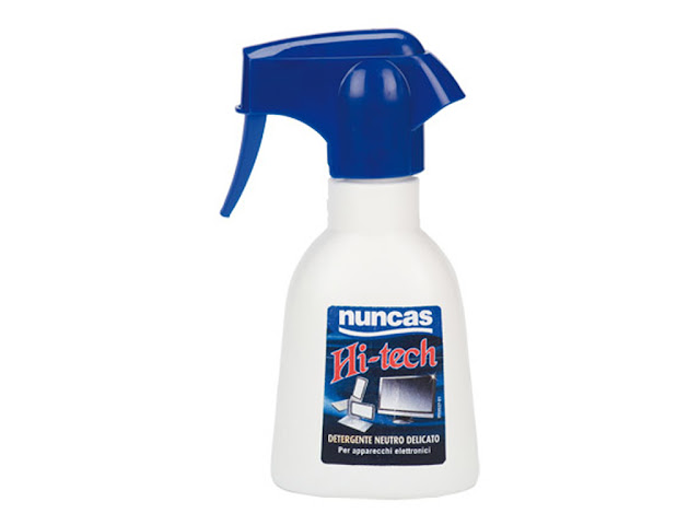 Hi-tech detergente Nuncas 100 ml