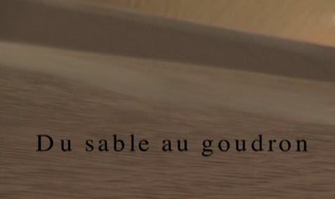 Droga w¶ród piasków / Du sable au gourdon (2009) PL.TVRip.XviD / Lektor PL