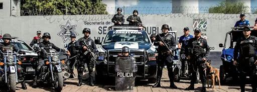 Secretaria de Seguridad Publica y Vialidad de Monterrey, Calle Dolores Ladron de Guevara S/N, Del Nte., 64500 Monterrey, N.L., México, Comisaría de policía   NL
