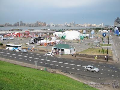 Культурный парк Универсиады в Казани