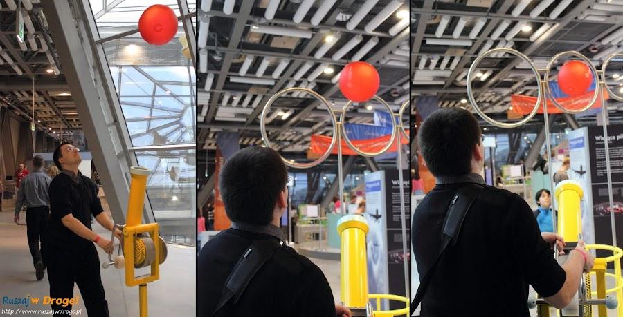 dmuchany mecz balonowy