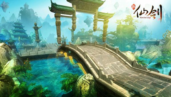 Webgame Tân Tiên Kiếm tìm đường đến Việt Nam 6
