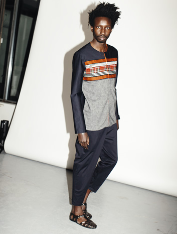 Laurenceairline from the Ivory Coast [men's fashion]