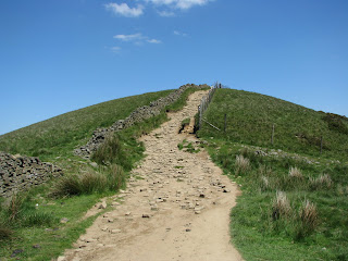 A well worn path!