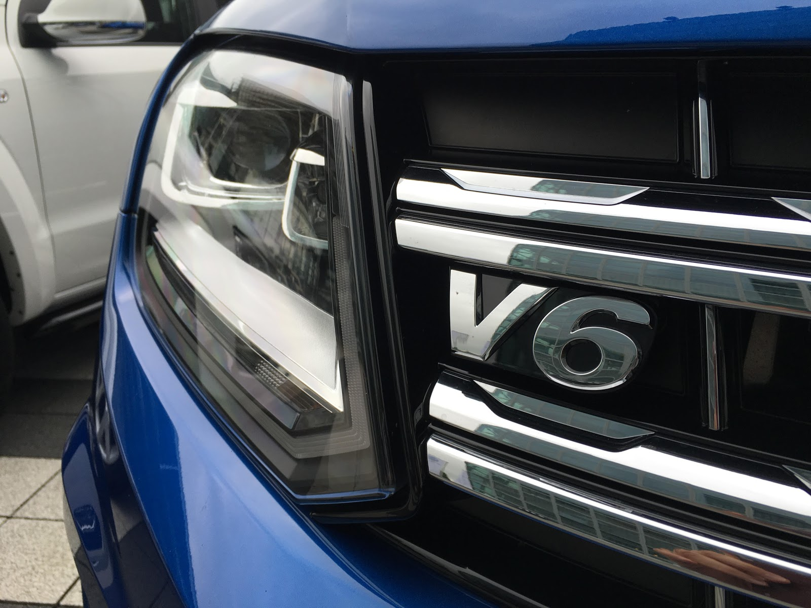 Đánh giá xe Volkswagen Amarok 2017