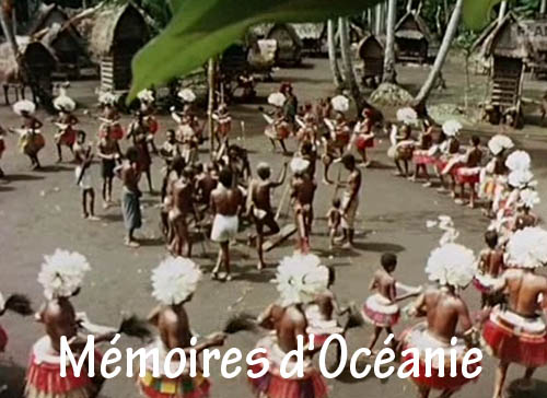 Wspomnienia z Oceanii / M?moires d'Oc?anie (2012) PL.TVRip.XviD / Lektor PL