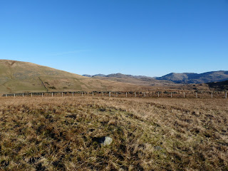 Ulpha Fells from Bigert.
