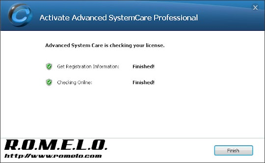 Advanced SystemCare Pro 4 Activated