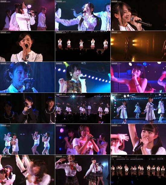 "(LIVE)(公演) AKB48 チーム8 ""PARTYが始まるよ"" 公演 141226"