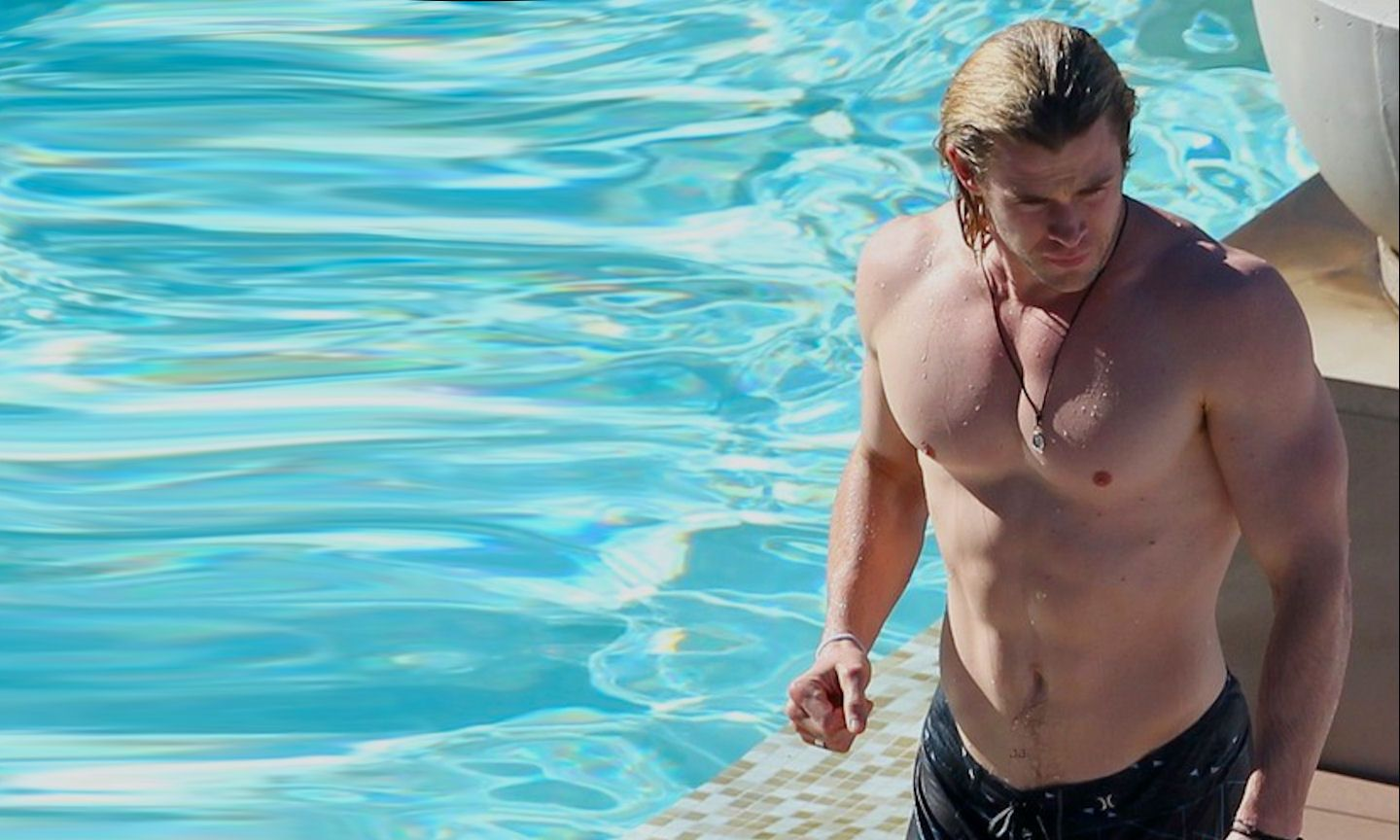 Fotos de chris hemsworth desnudo 58