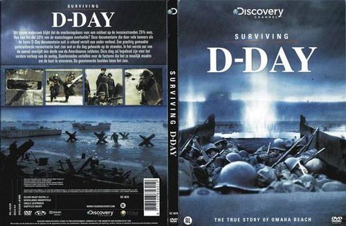 Pocz�tek ko?ca l�dowanie w Normandii / Surviving D-Day (2011) PL.TVRip.XviD / Lektor PL