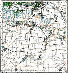 Map 100k--m38-012--(1981)