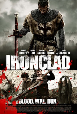 Giáp Sắt - Ironclad (2011)