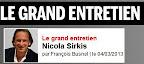 Entrevista a Nicola Sirkis en France Inter
