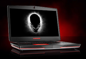 Image of Alienware 17 laptop