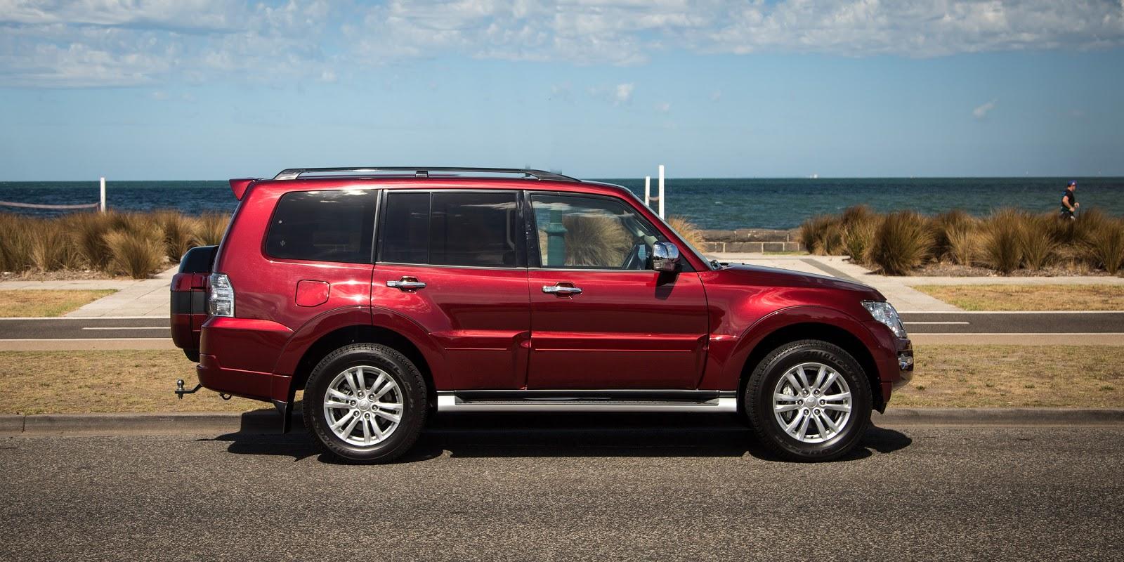 Đánh giá xe Mitsubishi Pajero 2016 - SUV huyền thoại