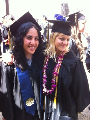 Berkeley Cal University Graduation