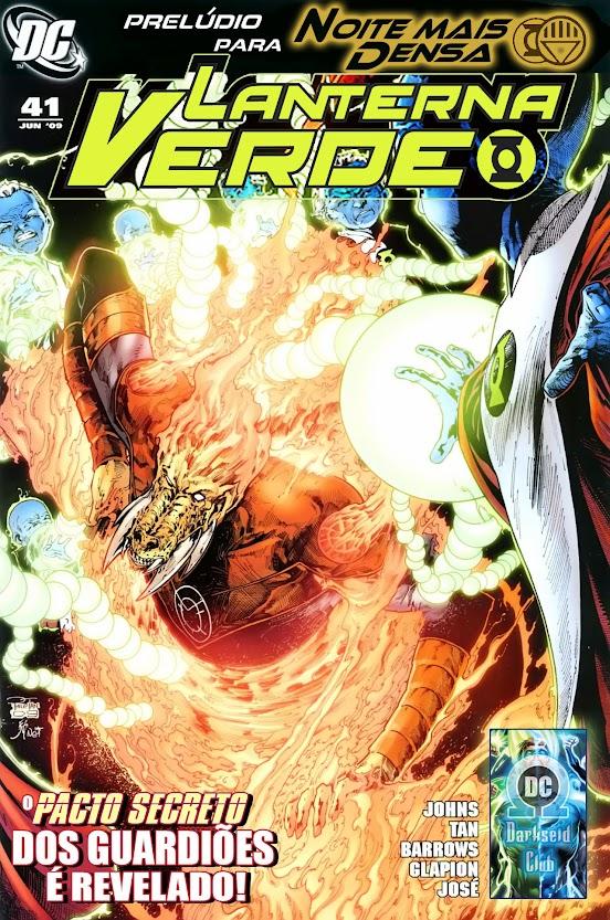 Prelúdio: Lanterna Verde #41
