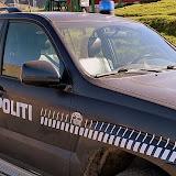 Police Cruiser -- Qaqortoq, Greenland