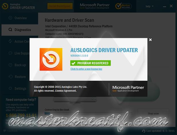 Auslogics Driver Updater 1.5.0.0