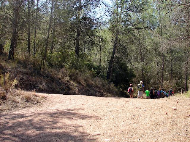 Senderismo - Cirat - Salto de la Novia - Noguerica